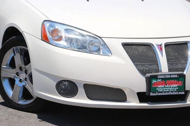 2008 Pontiac G6 for sale at San Jose Auto Outlet in San Jose CA