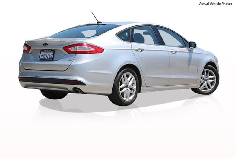 2013 Ford Fusion for sale at San Jose Auto Outlet in San Jose CA