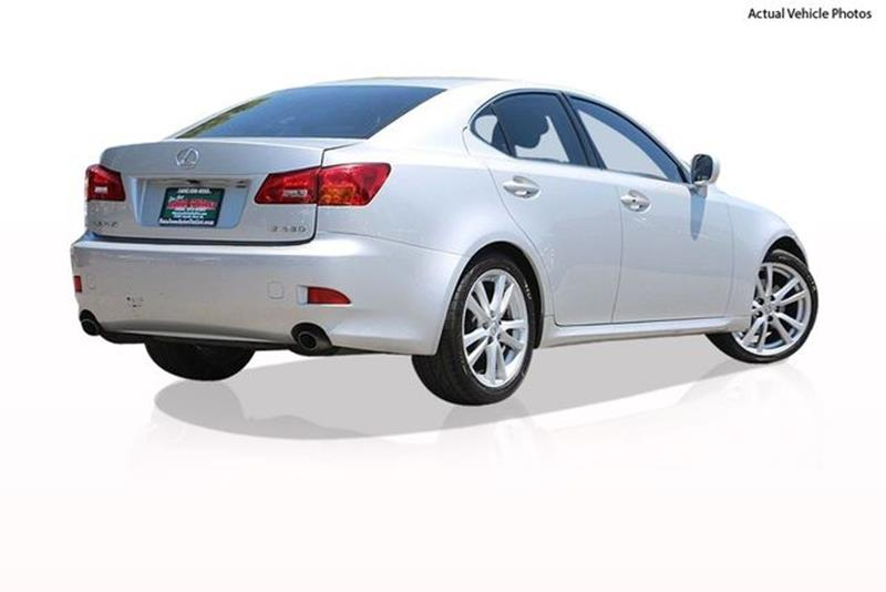 2006 Lexus IS 250 for sale at San Jose Auto Outlet in San Jose CA