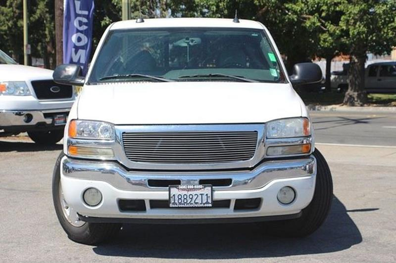 2005 GMC Sierra 1500 for sale at San Jose Auto Outlet in San Jose CA