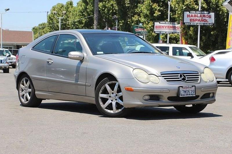 2003 Mercedes-Benz C-Class for sale at San Jose Auto Outlet in San Jose CA