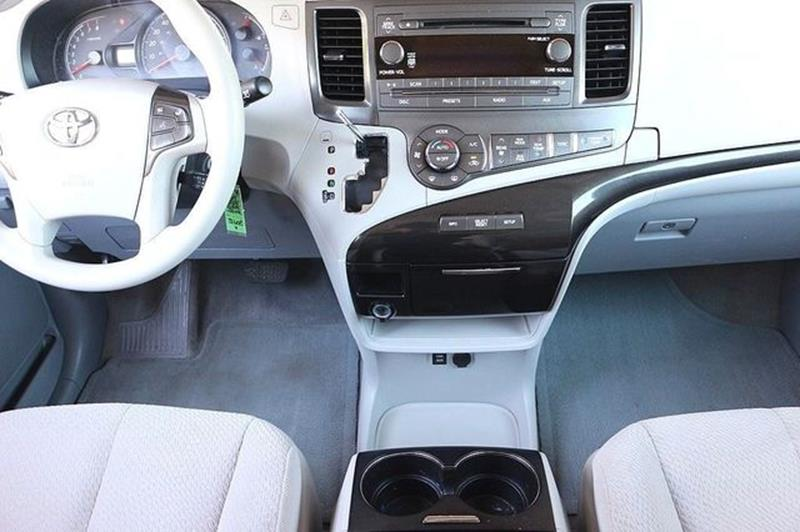 2014 Toyota Sienna for sale at San Jose Auto Outlet in San Jose CA