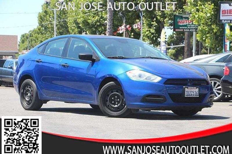 2013 Dodge Dart for sale at San Jose Auto Outlet in San Jose CA