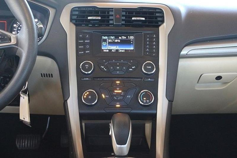 2014 Ford Fusion for sale at San Jose Auto Outlet in San Jose CA