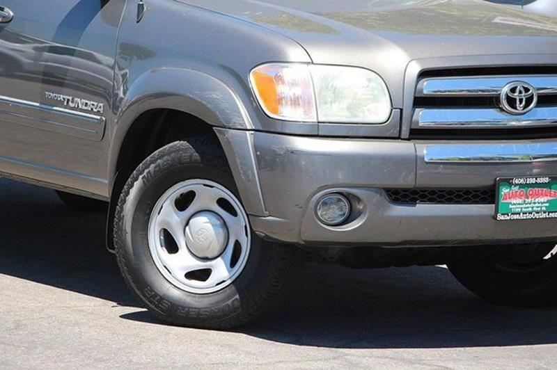 2005 Toyota Tundra for sale at San Jose Auto Outlet in San Jose CA