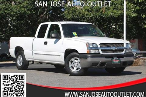 2003 Chevrolet Silverado 1500 for sale at San Jose Auto Outlet in San Jose CA