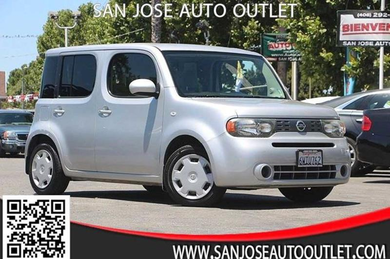 2012 Nissan cube for sale at San Jose Auto Outlet in San Jose CA