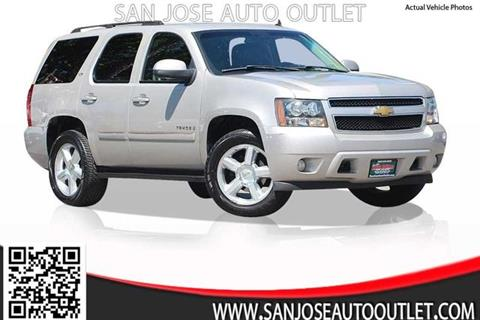 2007 Chevrolet Tahoe for sale at San Jose Auto Outlet in San Jose CA