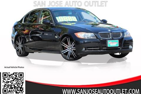 2007 BMW 3 Series for sale at San Jose Auto Outlet in San Jose CA