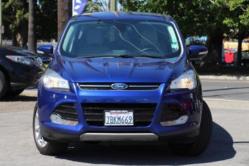 2013 Ford Escape for sale at San Jose Auto Outlet in San Jose CA