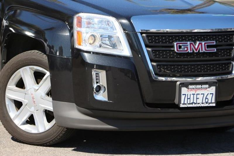 2010 GMC Terrain for sale at San Jose Auto Outlet in San Jose CA