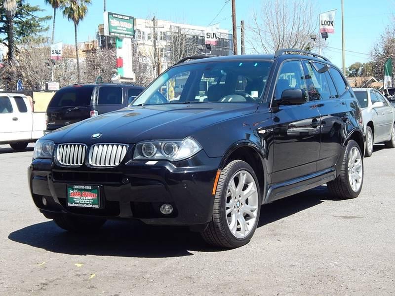 2007 BMW X3 3.0si In San Jose CA - San Jose Auto Outlet