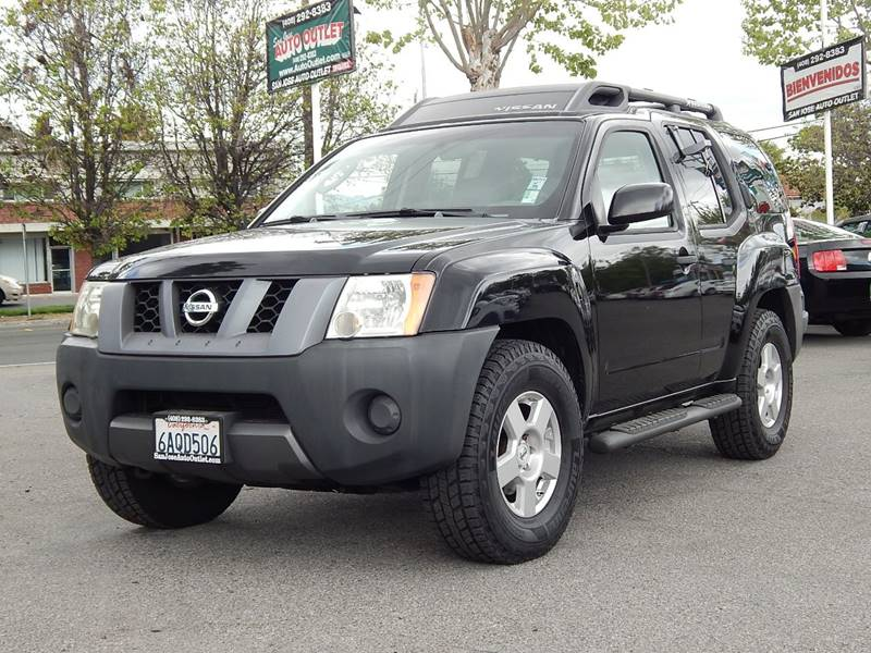 2007 Nissan Xterra For Sale At San Jose Auto Outlet In San Jose CA
