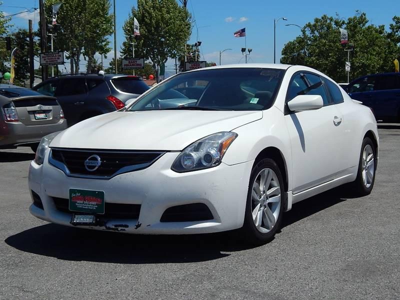 2011 Nissan Altima 2 5 S In San Jose Ca San Jose Auto Outlet