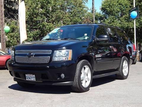 Chevrolet Tahoe For Sale In San Jose Ca