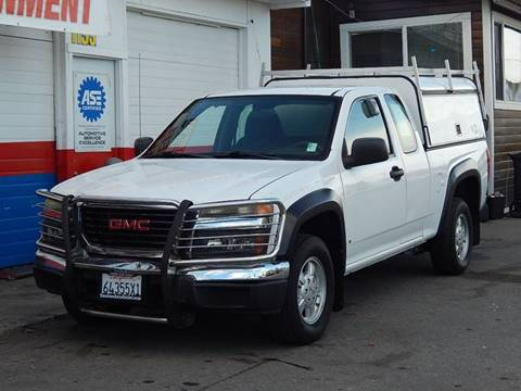 2007 GMC Canyon for sale at San Jose Auto Outlet in San Jose CA