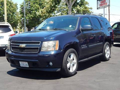 2008 Chevrolet Tahoe for sale at San Jose Auto Outlet in San Jose CA