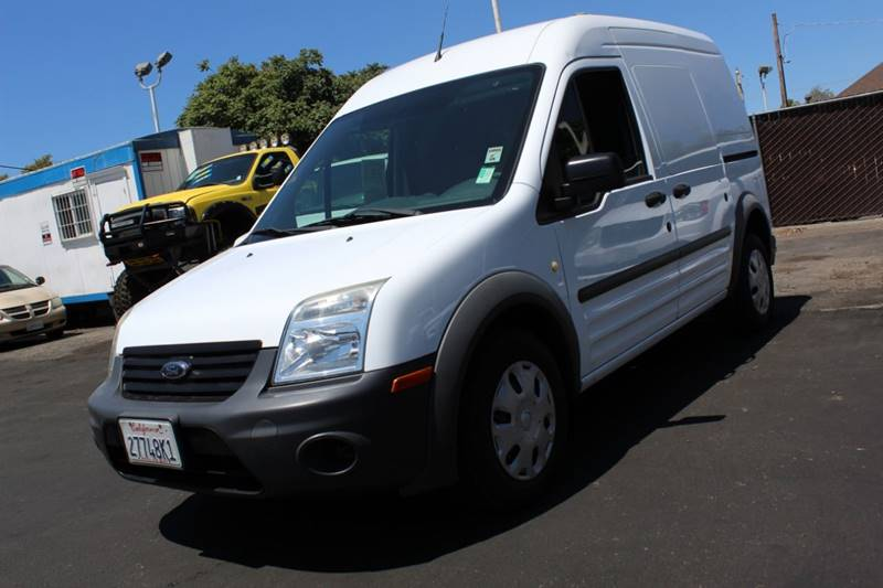 2013 Ford Transit Connect for sale at San Jose Auto Outlet in San Jose CA