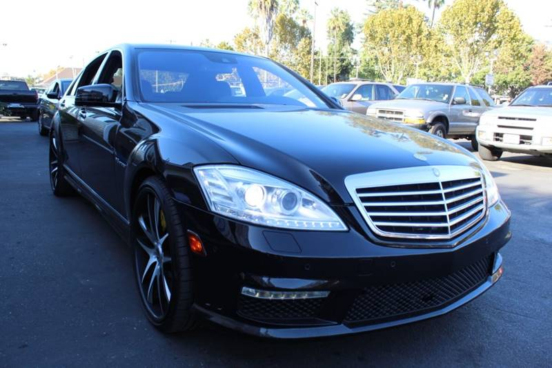 2011 Mercedes-Benz S-Class for sale at San Jose Auto Outlet in San Jose CA