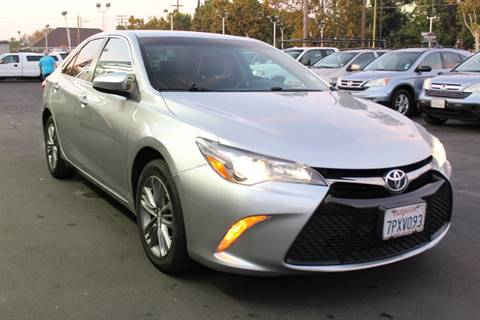 San Jose Toyota >> 2016 Toyota Camry For Sale In San Jose Ca