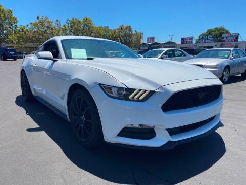 2017 Ford Mustang for sale at San Jose Auto Outlet in San Jose CA