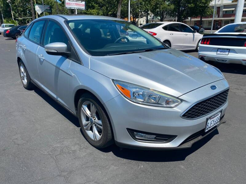 2017 Ford Focus for sale at San Jose Auto Outlet in San Jose CA