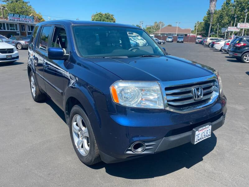 2015 Honda Pilot for sale at San Jose Auto Outlet in San Jose CA