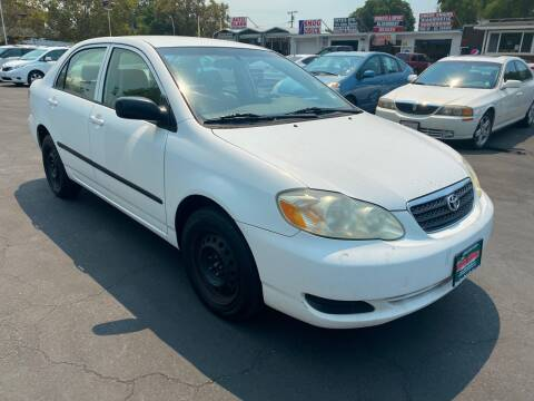 2005 Toyota Corolla for sale at San Jose Auto Outlet in San Jose CA