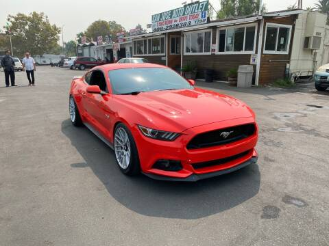 2015 Ford Mustang for sale at San Jose Auto Outlet in San Jose CA