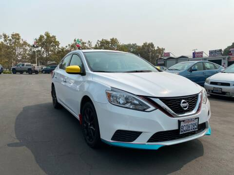 2018 Nissan Sentra for sale at San Jose Auto Outlet in San Jose CA