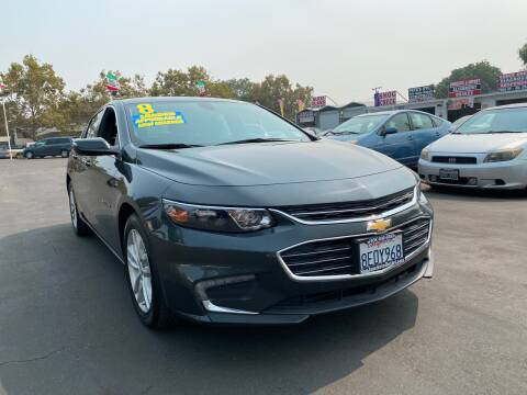 2018 Chevrolet Malibu for sale at San Jose Auto Outlet in San Jose CA