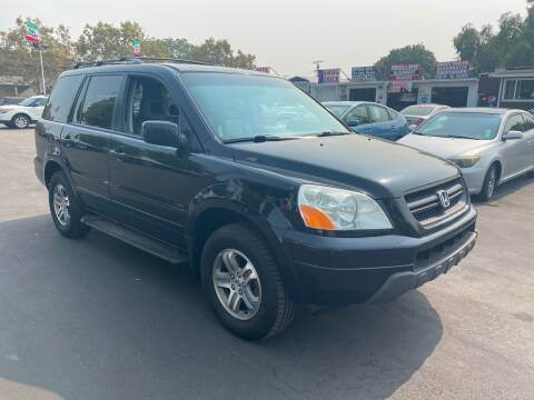 2004 Honda Pilot for sale at San Jose Auto Outlet in San Jose CA