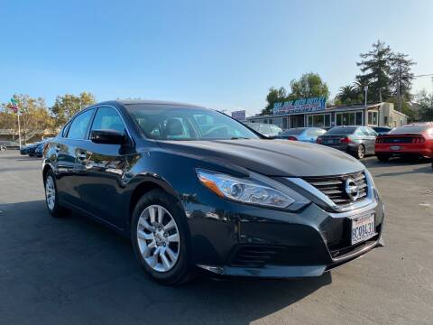 2018 Nissan Altima for sale at San Jose Auto Outlet in San Jose CA
