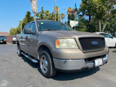 2005 Ford F-150 for sale at San Jose Auto Outlet in San Jose CA