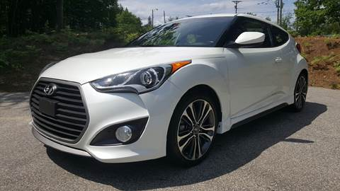2016 Hyundai Veloster Turbo for sale in Pittsfield, NH