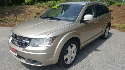 2009 Dodge Journey for sale in Pittsfield, NH