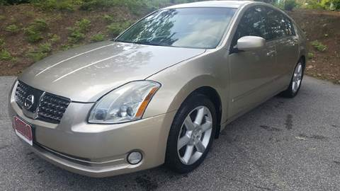 2004 Nissan Maxima for sale in Pittsfield, NH