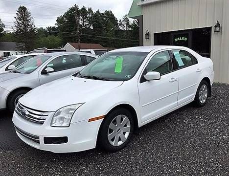 2006 Ford Fusion for sale in Brockway, PA