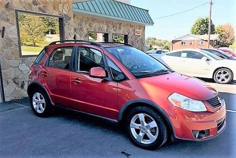 2012 Suzuki SX4 Crossover for sale in Brockway, PA