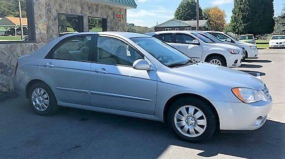 2006 Kia Spectra Ex In Brockway Pa The Transportation Station
