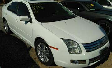 2006 Ford Fusion for sale in Kingman, AZ