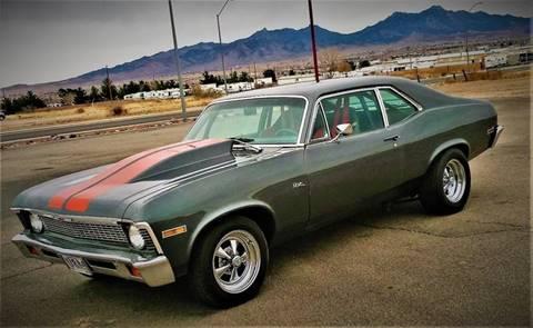 1971 Chevrolet Nova for sale at Poor Boyz Auto Sales in Kingman AZ