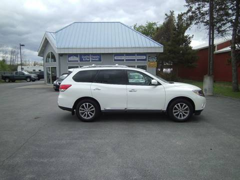 2015 Nissan Pathfinder for sale in Scotia NY