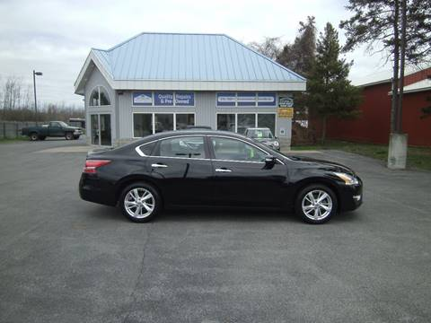 2013 Nissan Altima for sale in Scotia, NY