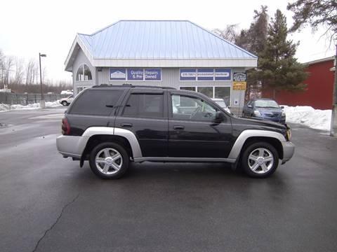2008 Chevrolet TrailBlazer for sale in Scotia, NY