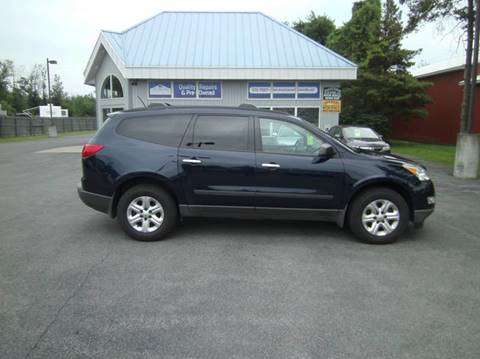 2012 Chevrolet Traverse for sale in Scotia, NY
