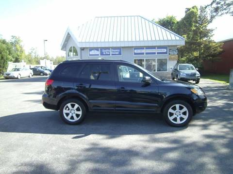 2007 Hyundai Santa Fe for sale in Scotia NY