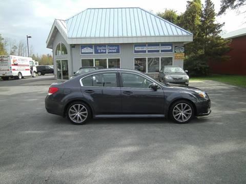 2013 Subaru Legacy for sale in Scotia NY