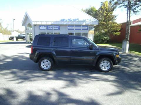 2014 Jeep Patriot for sale in Scotia NY