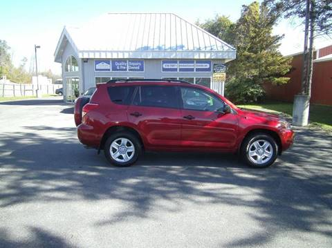 2007 Toyota RAV4 for sale in Scotia NY